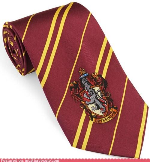 colors Harry Potter house tie - 6206276608