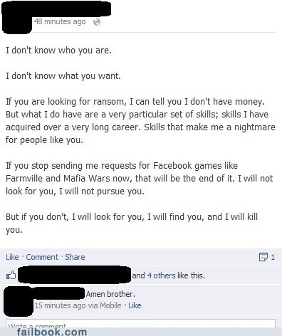 facebook requests Farmville requests taken - 6206301696