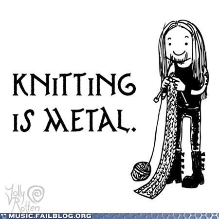 knitting metal stitches - 6206307584
