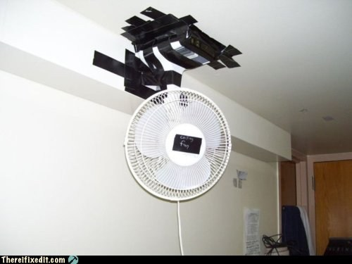 ceiling fan desk fan electricians-tape fan - 6206507520