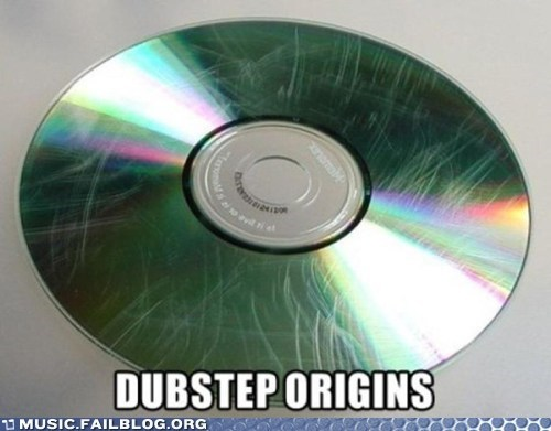 CD dubstep origins scratch scratches - 6206510848