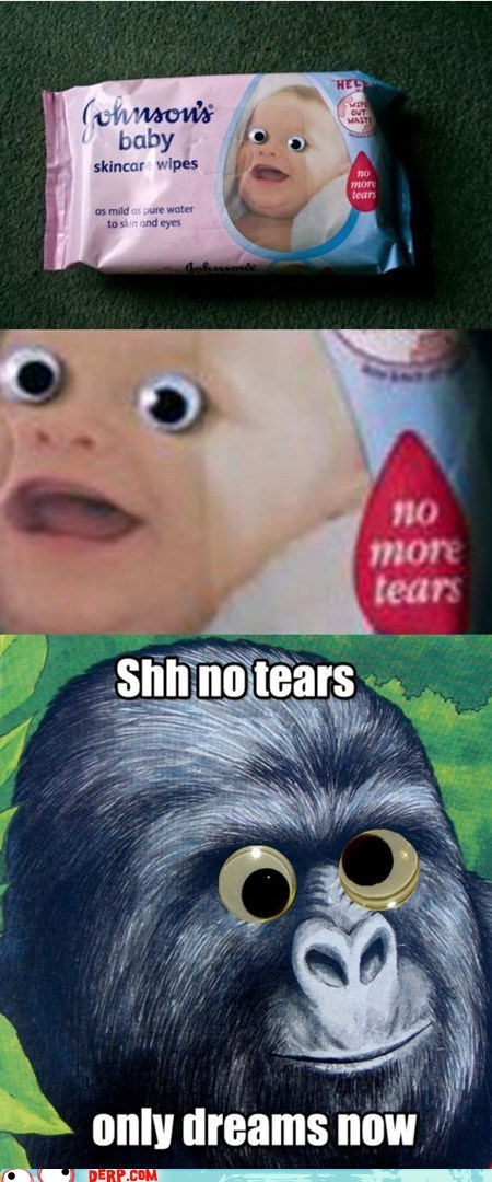 baby best of week derp no more tears skin - 6206556928