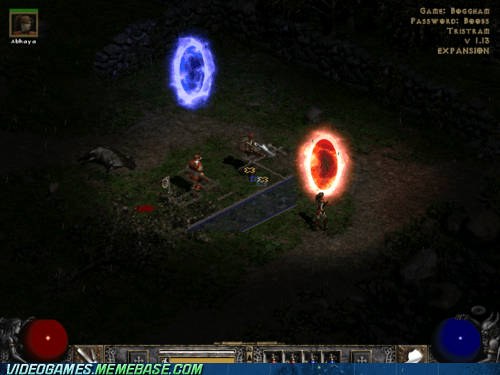 cant-wait,diablo,diablo 2,PC,so excited,tristram
