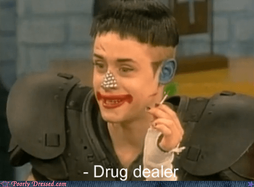 costume,drugs,talk show,what