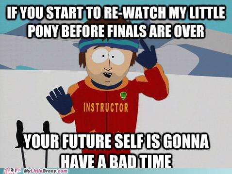 bad time finals meme super cool ski instructor - 6206876160