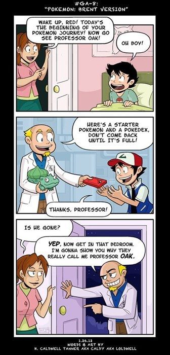 horticulture Pokémon professor oak video games - 6207051264