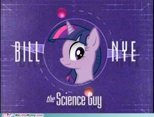 bill nye the science guy crossover twilight sparkle - 6207086592