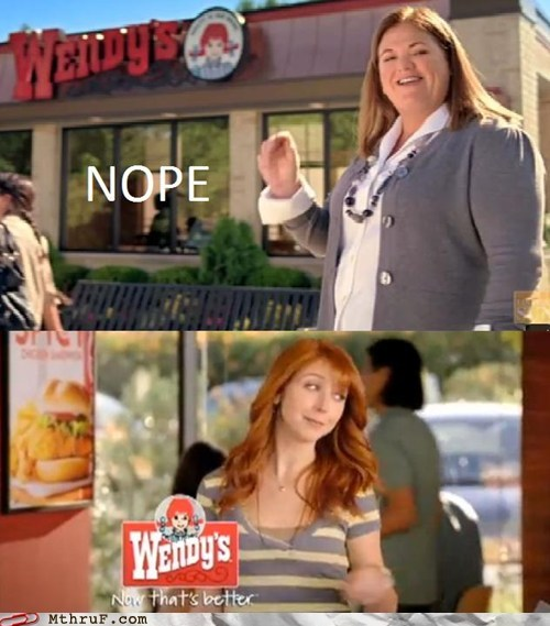 Ad Campaign dave thomas wendy thomas wendys wendys-ad-campaign - 6207158784