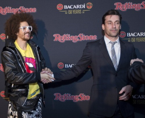 don draper,Jon Hamm,lmfao,Photo,redfoo