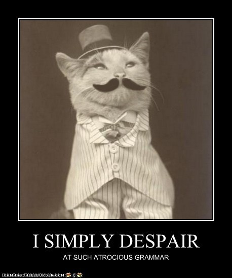 cat demotivational funny historic lols Photo - 6207465984