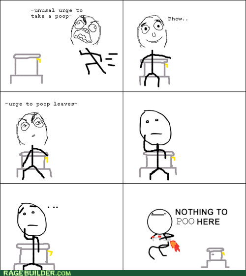 nothing to do here poker face pootimes Rage Comics - 6207493632