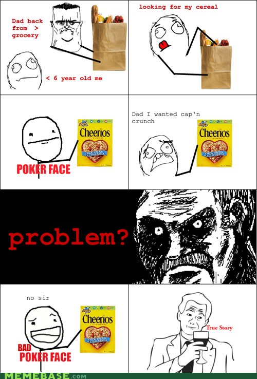 all that racket cereal parenting Rage Comics - 6208407296