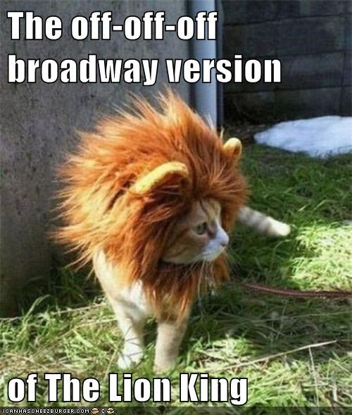 broadway disney lion king musical play theater theatre - 6208429056