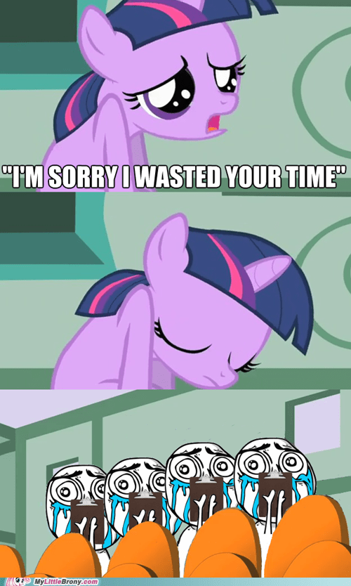 comic comics no such thing sads twilight sparkle - 6208748800