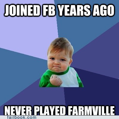 Farmville meme success kid - 6209333248