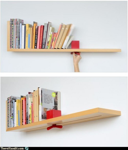 block books bookshelf cube Hall of Fame shelf slider - 6209388800
