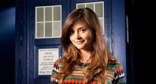 doctor who,jenna-louise coleman,new companion,Steven Moffat,tv shows