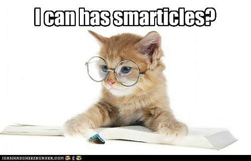 academia academic Cats lolcats news smart studies