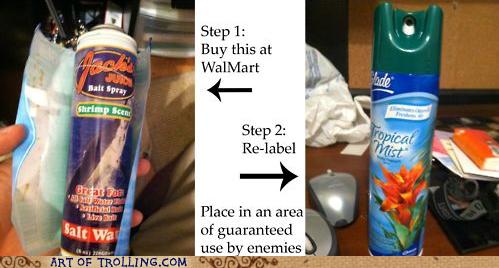 air freshener IRL scent shrimp - 6209974784
