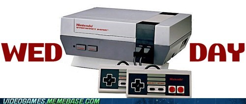 NES nintendo spelling wednesday wordplay - 6210126848