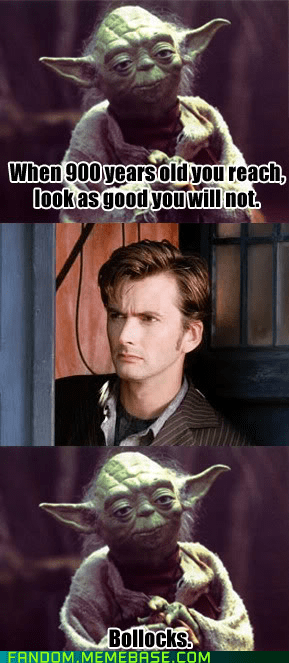 bbc crossover doctor who It Came From the It Came From the Interwebz scifi star wars yoda - 6210144256