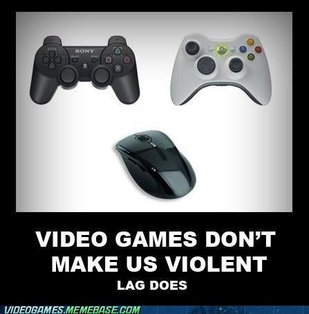 FPS lag Music video games violence - 6210186496