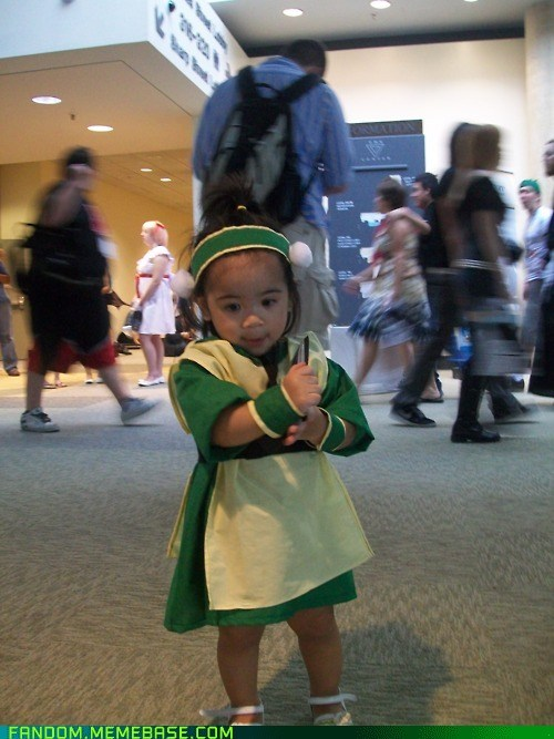 Avatar the Last Airbender cartoons cosplay toph - 6210428160