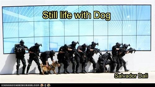 dogs political pictures salvador Dali surrealism - 6210920704
