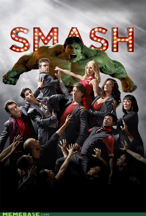 wtf smash play hulk musicals NBC