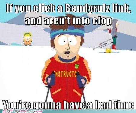 bad time,bendyrulz,clop,meme,Rule 34,super cool ski instructor