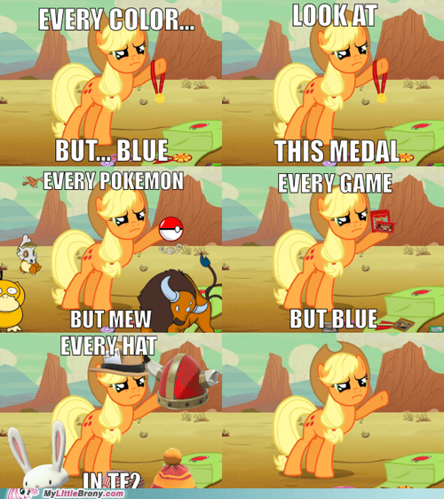 achievements applejack but blue hats meme Pokémon Team Fortress 2 - 6212175872
