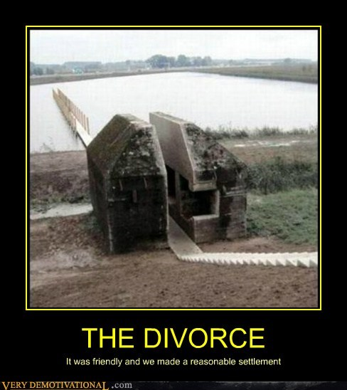 divorce,fair,hilarious,nice,settlement