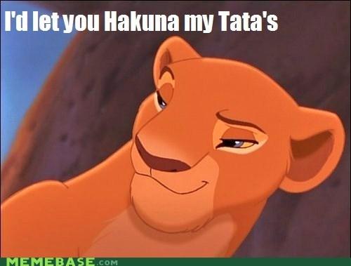 disney,Nala,hakuna matata,lion king