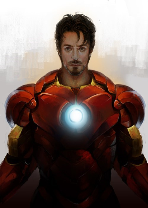 comics Fan Art iron man marvel tony stark - 6212670208