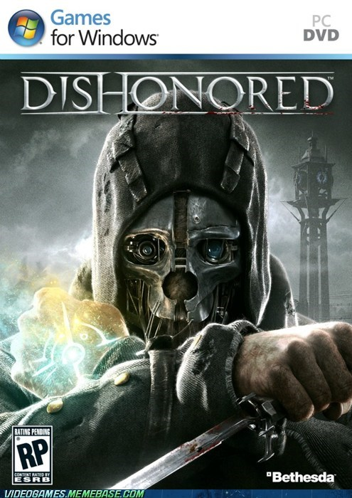 awesome,cover art,dishonored,news