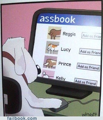 assbook,comic,dogs