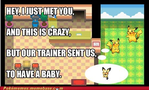 call me maybe day are enter meme Memes pichu pikachu - 6213996544