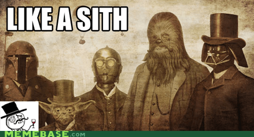 boss,sir,sith,star wars,Steampunk