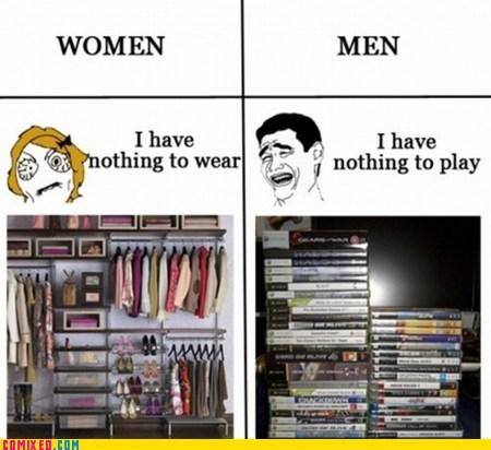 best of week cloths men the internets video games women logic - 6214130944