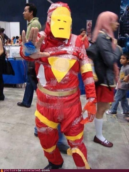 convention costume iron man wtf - 6214248448