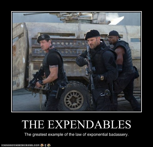 demotivational funny Movie The Expendables - 6214486016