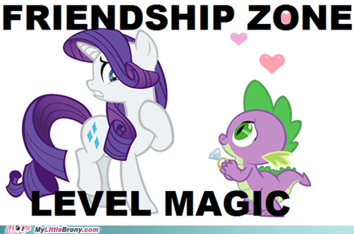 friendship zone magic meme spike spikey wikey - 6214826752