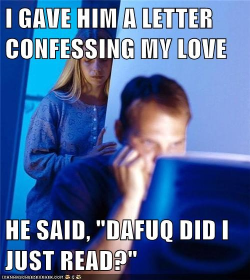 dafuq did i just read Internet Husband letter love - 6214897920