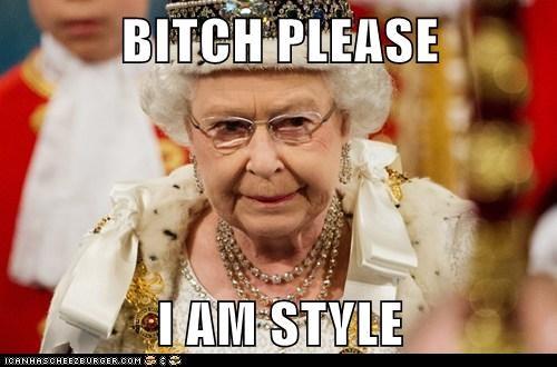 political pictures Queen Elizabeth II - 6215365888