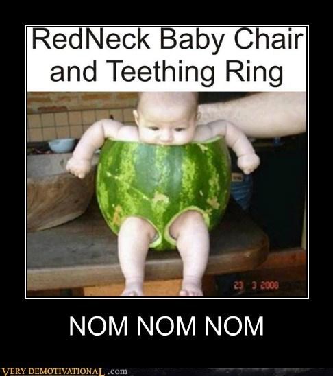 baby hilarious nom redneck - 6215423488