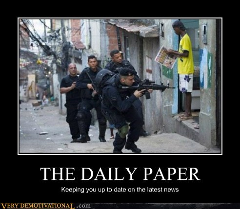 daily paper,hilarious,news,police,wtf