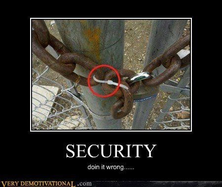 hilarious security zip tie - 6216537856