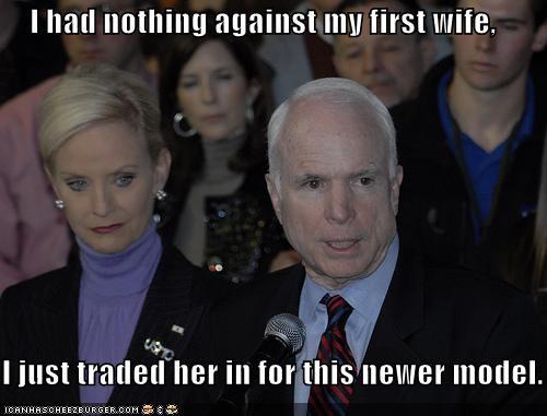 Cindy McCain john mccain Republicans - 621654784