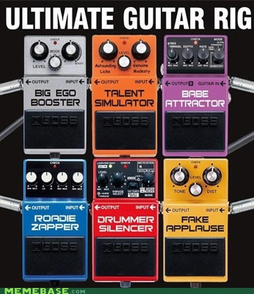 babe guitar Memes Music purple RIG ultimate - 6216655360