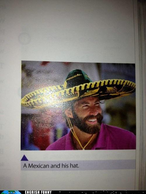hat Mexican mexico sombrero - 6216864000